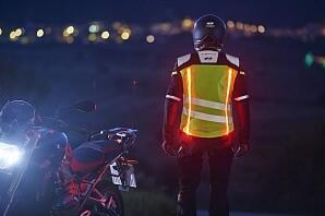 Osram и Held создали мотоэкипировку со светодиодной подсветкой